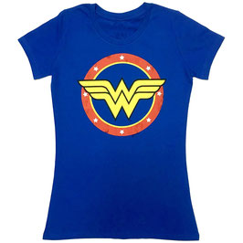 T-shirt Vrouwen Wonder Woman
