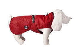 Hundejacke Regen - MITTEL & GROSS, geschlossener Rücken, Größen M, L, XL oder 2XL