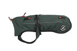 Hundejacke Softshell - KLEINE Variante, geschlossener Rücken mit Leinenring, Größen XS und S