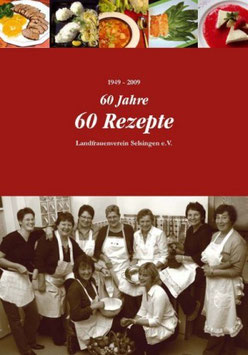 60 Jahre -  60 Rezepte