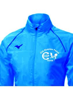 Coupe-vent enfant Mizuno COP Athlétisme