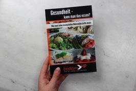 Das etwas andere Kochbuch: Gesundheit - kann man das essen?