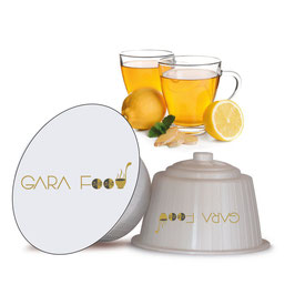 New Entry Zenzero e limone Gusto®
