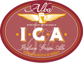 I.G.A. - ARNEIS WHITE ITALIAN GRAPE ALE -  7,0° alc