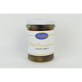 2 Vasetti di Olive Denocciolate Taggiasche 180 gr.