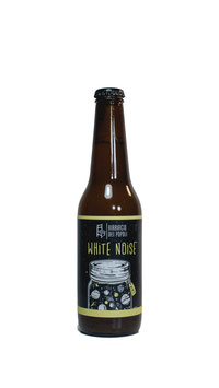 WHITE NOISE BELGIAN WITBIER – 33CL X 12