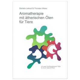 Aromatherapie mit ätherischen Ölen bei Tieren