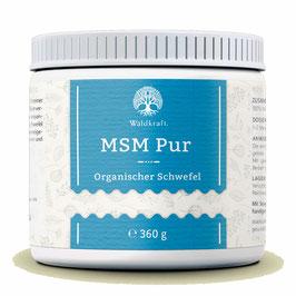 MSM Pur – Organischer Schwefel | Waldkraft