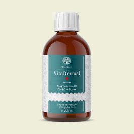 VitaDermal+ Magnesium-Öl und DMSO und Borax    Waldkraft