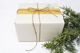 Weihnachtsgeschenk für Katzen 'Dreierlei'