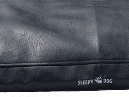 Hundematte AIR black: Elegant & umweltfreundlich