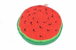 Häkelspielzeug Wassermelone