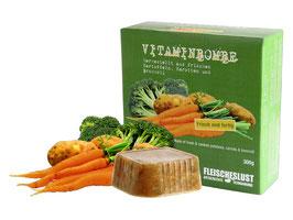 Vitaminbombe aus Karotten, Kartoffeln und Brokkoli | Fleischeslust
