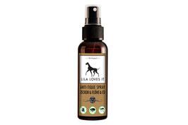 Zeckenschutz und Flohmittel Anti-Tique Spray | Lila loves it