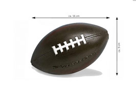Hundespielzeug Football von Planet Dog