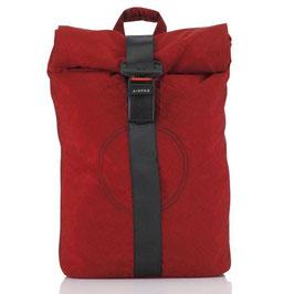 Rucksack in Rot | Airpaq