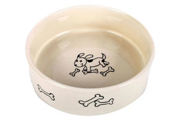 Hundenapf aus Keramik | Fairtrade