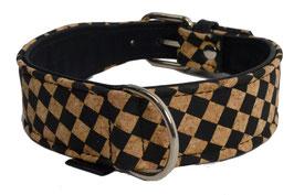 Veganes Hundehalsband Chess | Switchdog