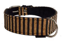 Veganes Hundehalsband Stripes | Switchdog