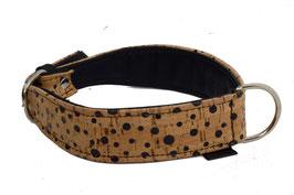 Veganes Hundehalsband Dots | Switchdog