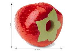 Hundespielzeug Erdbeere von Planet Dog