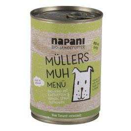 "Bio Menü für Hunde ""Müllers Muh"""