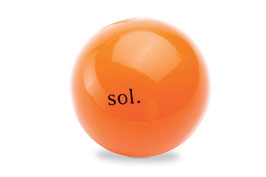 Hundeball XXL - Sol von Planet Dog