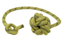 Schleuderball in Grün-Schwarz | Ropes Upcycled