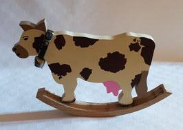 Vache à Bascule et sa cloche