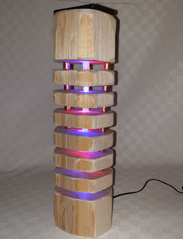 Lampe d'ambiance (éclairage multicolore)