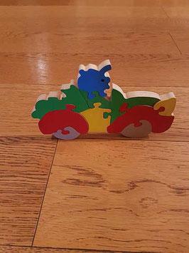 Puzzle voiture (9 pièces)