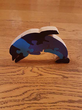Puzzle dauphin (7 pièces)