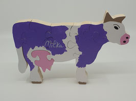 Vache Milka 6 pièces