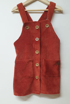 Robe chasuble 2/3 ans