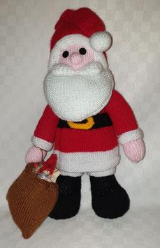Marionnette Père ou Mère Noël