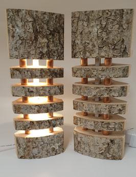 Lampe de chevet  (éclairage blanc)