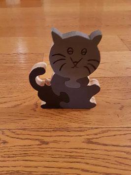 Puzzle petit chat (3 pièces)