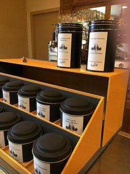 Coffret étagé 6 boites à thés