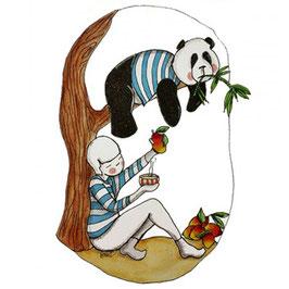 Panda Mangue - Infusion bio pour enfants