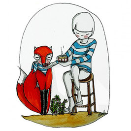 Foxy Cranberry - Infusion de fruits bio