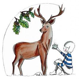 Deer Berries - Infusion bio pour enfants