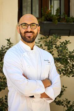 Cooking show: Gioacchino Gaglio - Cortile Pepe