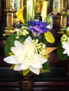 造花仏花 蓮の花
