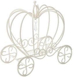 カボチャの馬車花器