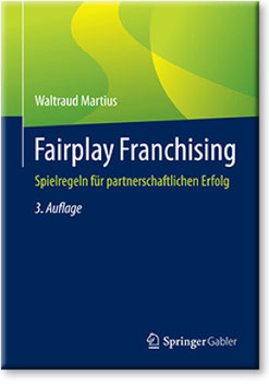 Buch Fairplay Franchising | zzgl. 10% Mwst.