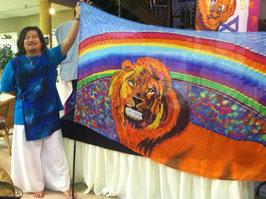 Lion/Rainbow of Promise