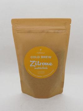 Cold Brew Zitrone