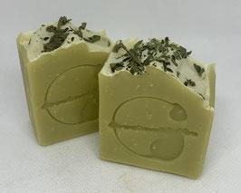 Savon-Shampoing  à haute concentration  Karela-Okra-Curry