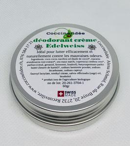 déodorant crème  Edelweiss