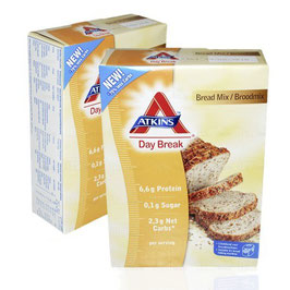 "Atkins -  Low Carb Brot Backmischung  ""Day Break"" - 400 g"